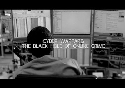 The Black Hole of online crime