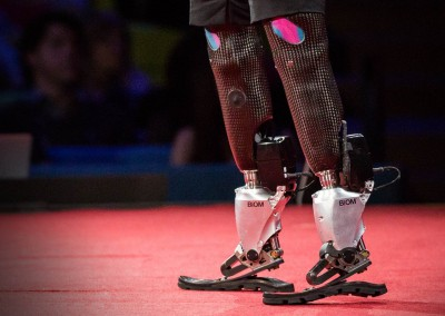 Bionics that let us run, climb and dance