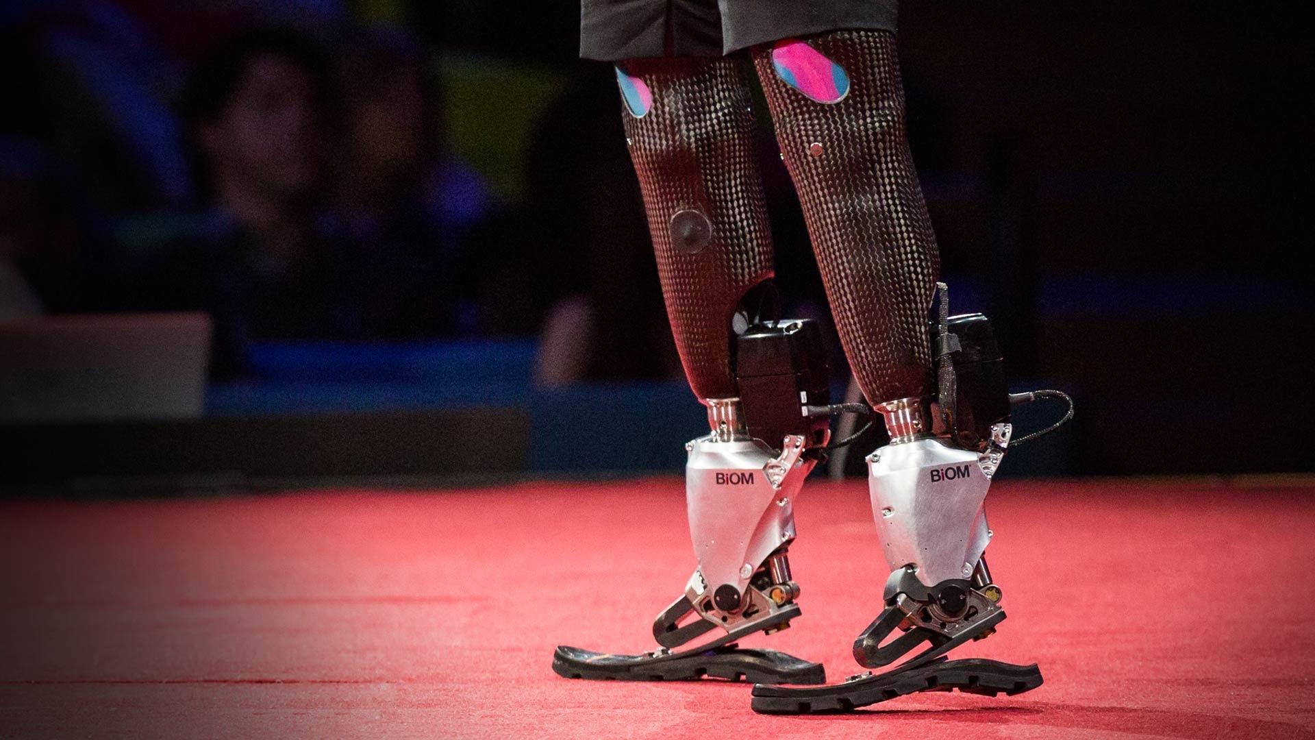 Bionics that let us run, climb and dance