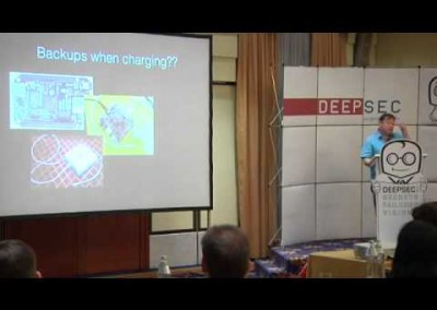 DeepSec 2013: Cracking and analysing Apple iCloud protocols