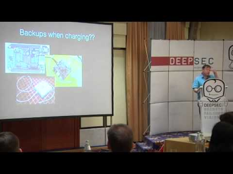 DeepSec 2013: Cracking and analysing Apple iCloud protocols