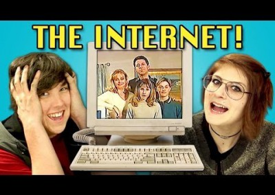 Internet in the 90's